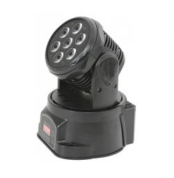 QTX light MW-7 Mini Quad LED Moving head 150.449UK