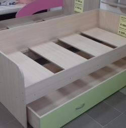 Cots with extra bed