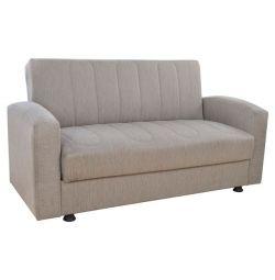 SOFA BED 2 STABLE DIMOS V04 BEIGE HM3075.02