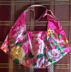 Νέα καλοκαιρινή τσάντα παραλίας