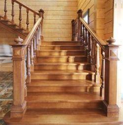Комплектующие для лестницы