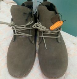 Boots for men, men's p45,40