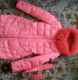 Kışlık ceket Boyut s
