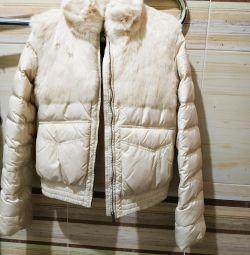 Куртка кролик Baon