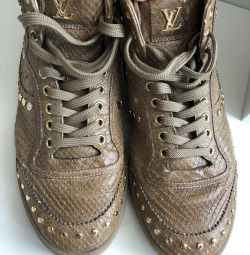 Adidași Louis Vuitton python 37 R original