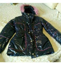 Jacheta iarnă obraznică