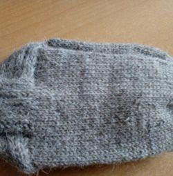 Örgü çoraplar, yeni