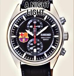 Original Barcelona Seiko New