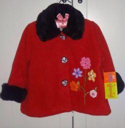 Пальто Penelope Mack 18-24мес