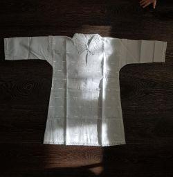 Βάπτιση νέο πουκάμισο