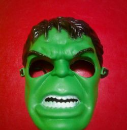 Mask hulk new