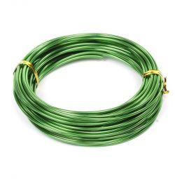 Χρώμα d 2 mm. πράσινο τιμόνι.10μ