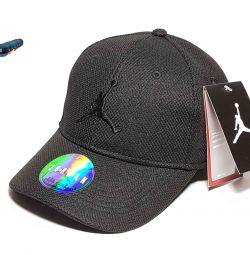 Бейсболка Jordan flexible Dri-fit (черный)