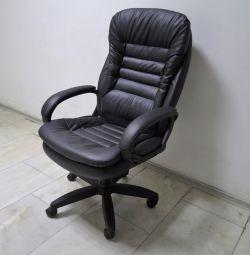 Крісло комп'ютерне Силует