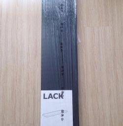 Τα ράφια στερούνται λύσης IKEA 110 * 26