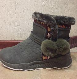 Χειμερινές μπότες Dino Albat