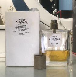 DESCOMBUIRE 20%! Tester marca Chanel Beige Parfum