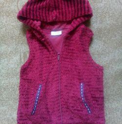 Waistcoat for the girl.