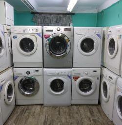 Mașină de spălat uzată