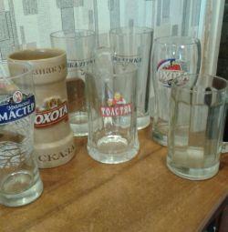 Келихи для пива