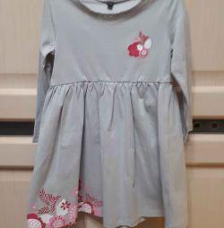 Новое платье на принцессу.