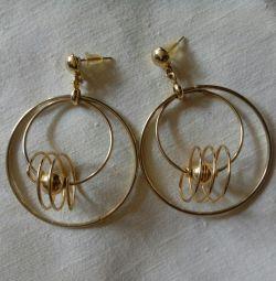 Earrings from Fin-i