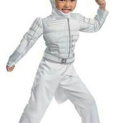 Ninja costum de carnaval
