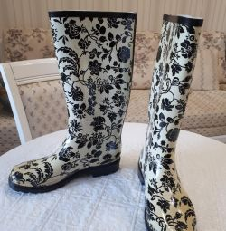Rubber boots for women 39
