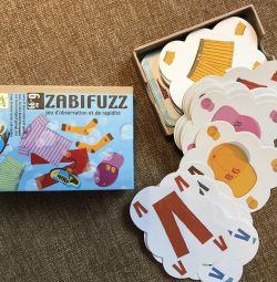 Игра настольная Zabifuzz от 6 лет