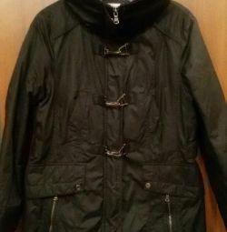 Куртка осенняя 48 -50 размер