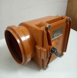New check valve REDI 160-EN1401, sewer