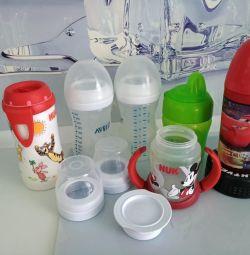 Sticle și băuturi