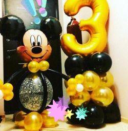 Mickey mouse și numărul de naștere