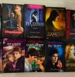 Vampir kitapları
