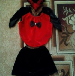 Penguin costume new