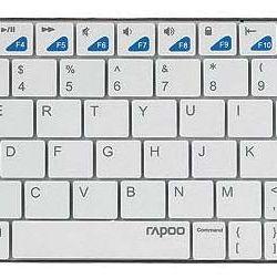 Rapoo E6300 keyboard white