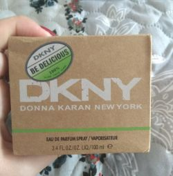 Noul parfum Donna new york apple