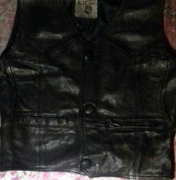 ? Vest Leather ?