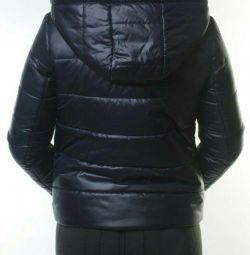 Women's Demi-season Jacket (100% camel wool)