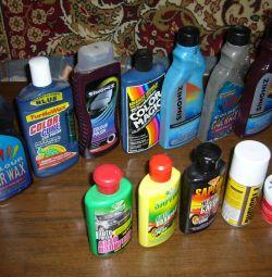 Simoniz polish wax USA