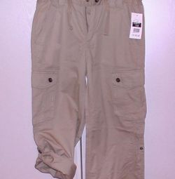 New BNC pants. Cotton. Height 158. Size 42-44