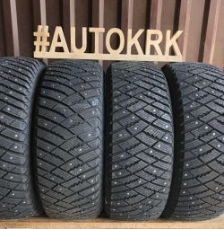 Winter tires R18 245 45 Goodyear