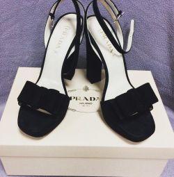 Sandalet Prada