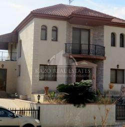 House Detached in Pareklisia Limassol