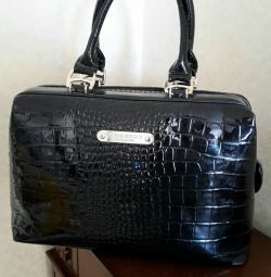 Bag BURBERRY lac