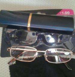 Reading glasses 1+ 4in1