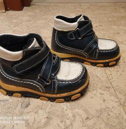 Bot ayakkabı bot