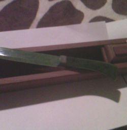 malakit bıçağı