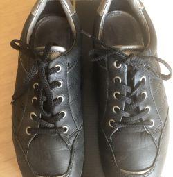 Ανδρικά παπούτσια γυναικών Ecco