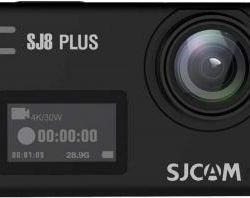SJCAM SJ8 Plus стрілялки камера (чорний)